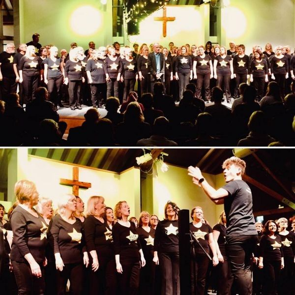 Thank you to the Rock Choir