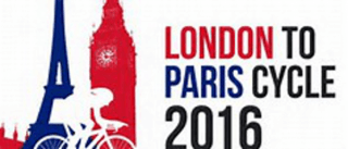Sandra Letford is cycling from London to Paris