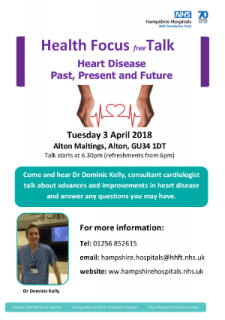 Heart Disease - Past, Present and Future